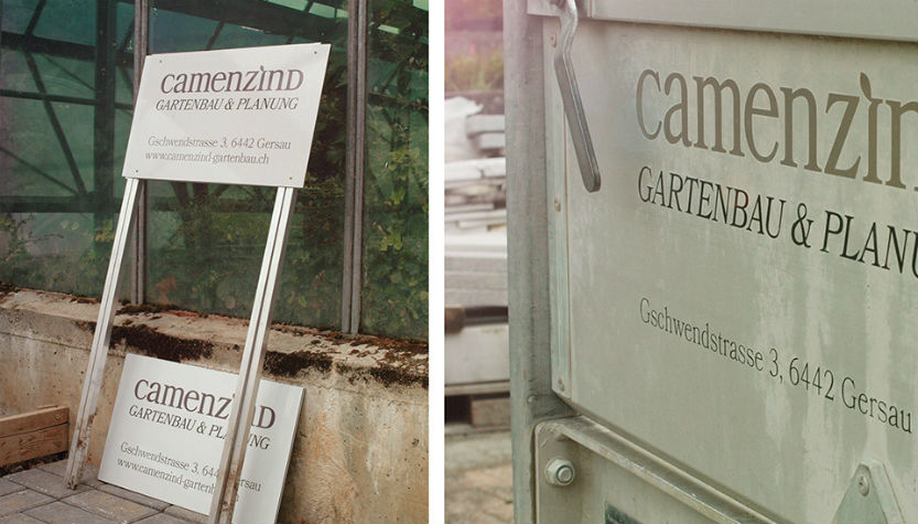 camenzind Gartenbau Gschwendstrasse 3 in Gersau1